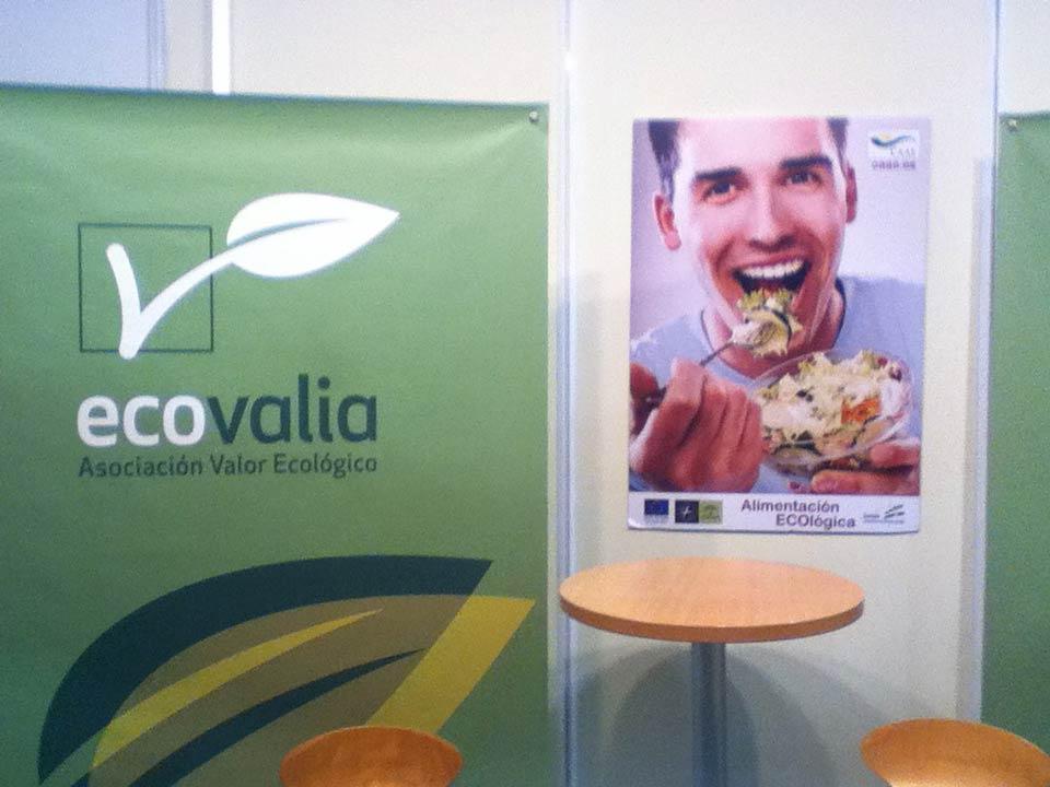Ecovalia en Biocultura Valencia 2013 por LarutanaturaL