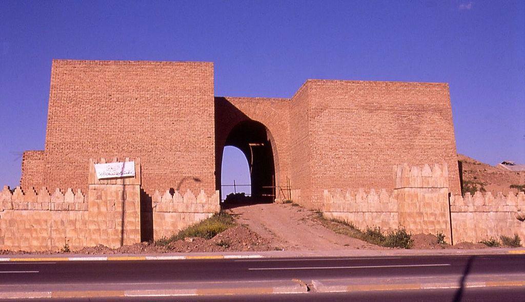 Muralla de Nínive