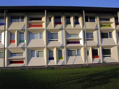Residencia de Estudiantes. Amsterdam West by Lilie Bloem