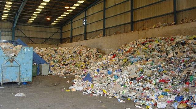Plasencia inaugura su Planta de Tratamiento de Residuos