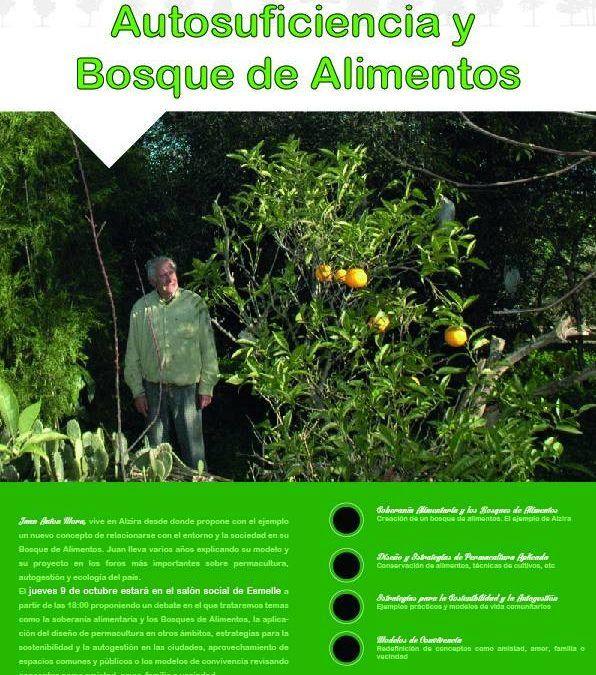 Ponencia: Autosuficiencia y Bosque de alimentos